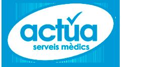 Logo - Actua Girona